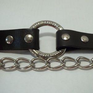Harley Davidson Accessories - Women's Harley Davidson Decorative Chain Belt